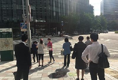 名古屋駅の写真