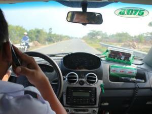 ベトナムのタクシーは危険だらけ