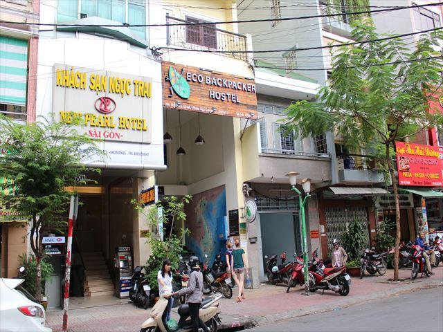 これだけのホテルが並ぶのは、アジアでも珍しい