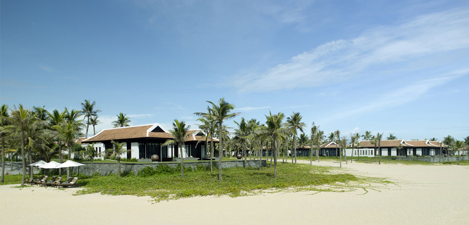 フォーシーズンズリゾート・ナムハイ・ホイアン・ベトナム画像