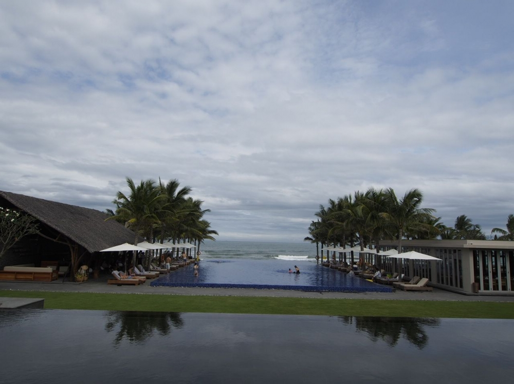 ベトナムで1番良いホテルだと思います。スタイリッシュで美しく居心地が最高でした。至福の時間をありがとう。