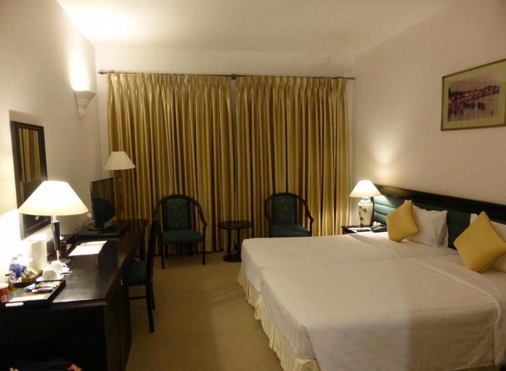 街歩きに最適な価格重視ホテル!