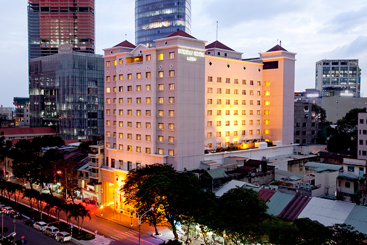 サイゴンプリンスホテル ホテル外観
