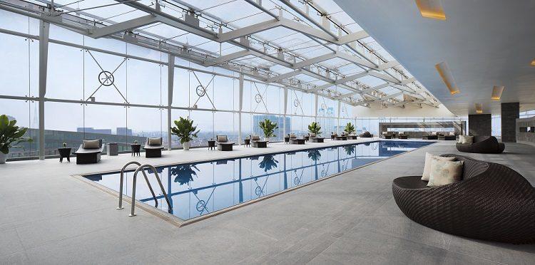 JWマリオット・ホテル・ハノイ プール