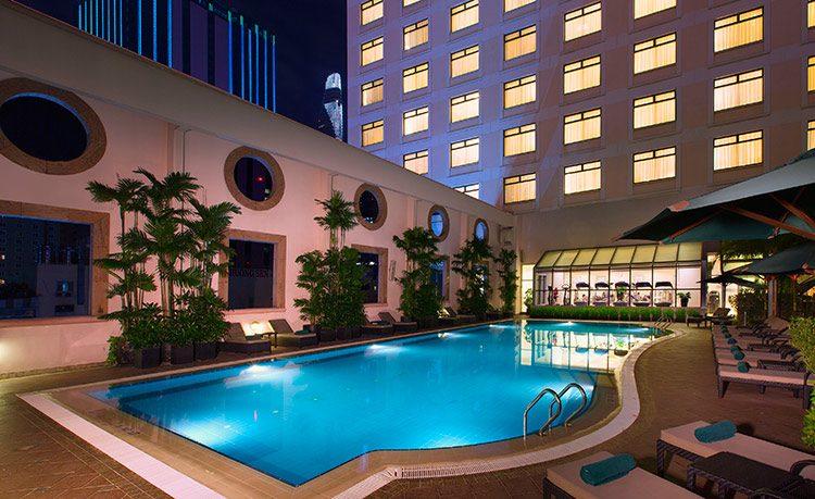 シェラトンサイゴンホテル&タワー プール