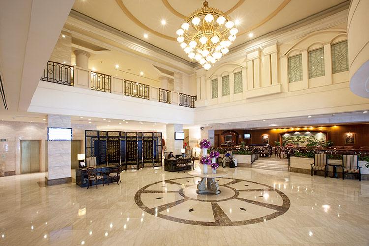 サイゴンプリンスホテル ロビー