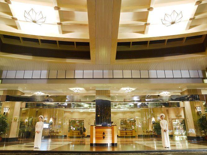 メリア・ハノイ Hotel lobby