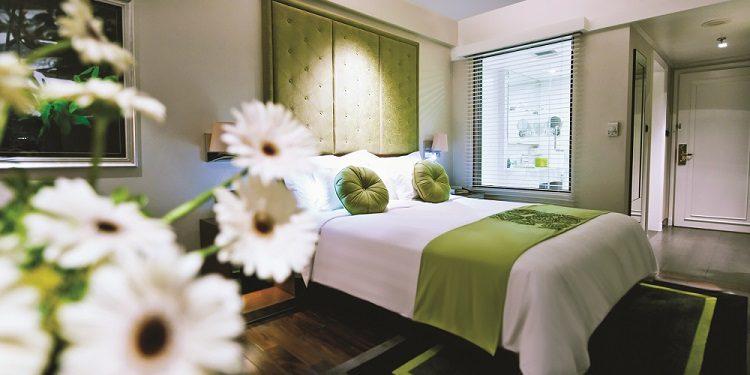 モーベンピック ホテル ハノイ 客室一例