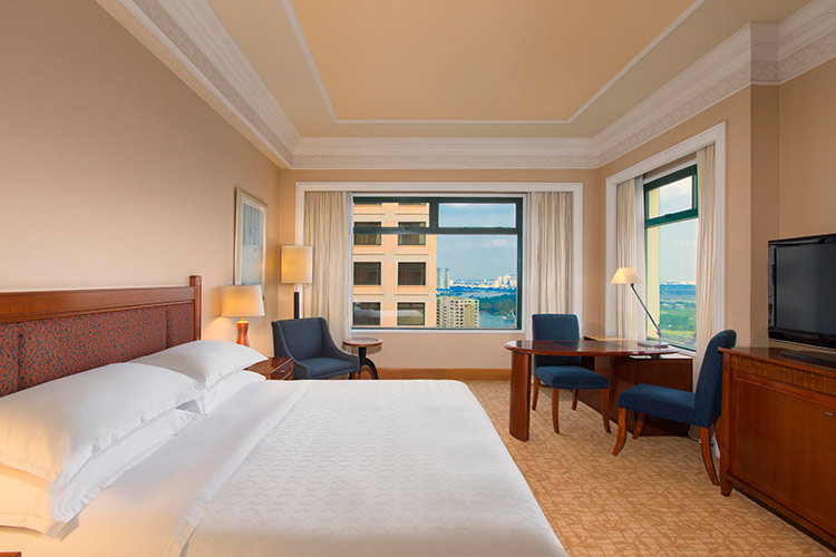 シェラトンサイゴンホテル&タワー プレミアデラックスルーム