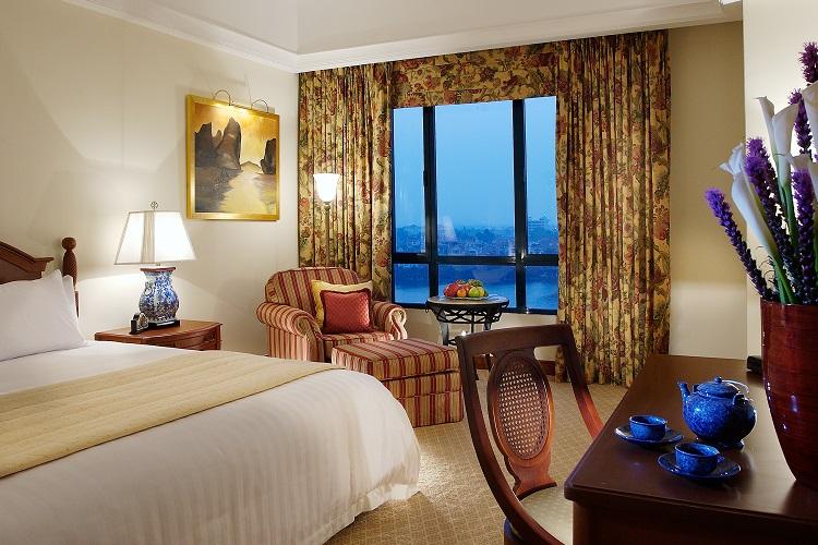 シェラトンハノイ ホテル客室一例