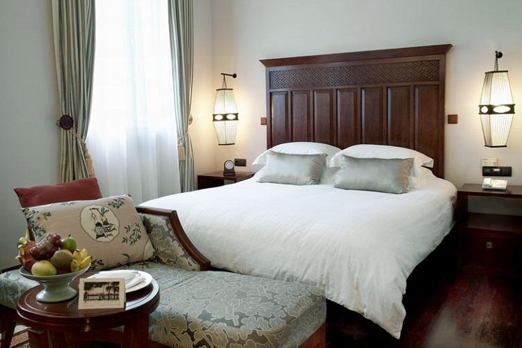 ホテル ソフィテル レジェンド メトロポール ハノイ 客室一例