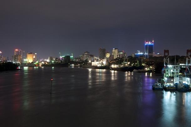夜景観賞画像