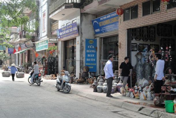 バッチャン村観光画像